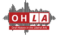 Oral History In The Liberal Arts logo